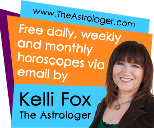 Kelli Fox Astrology