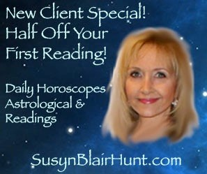 Susyn Blair-Hunt Horoscopes